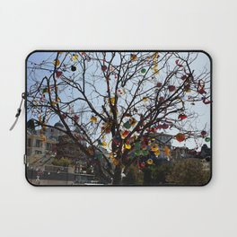 Balloon Tree1 Laptop Sleeve