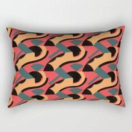 Art Deco 47 Rectangular Pillow