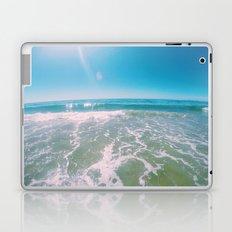 Santa Claus Lane Laptop & iPad Skin