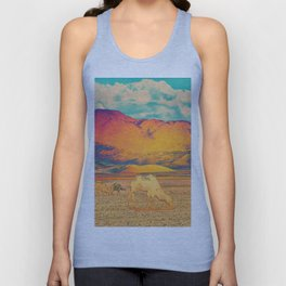 Dull To Pause. Unisex Tank Top