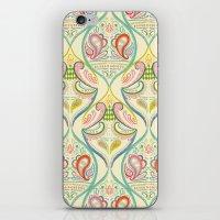 carnival iPhone & iPod Skins featuring Carnival by Pim-Pimlada Studio