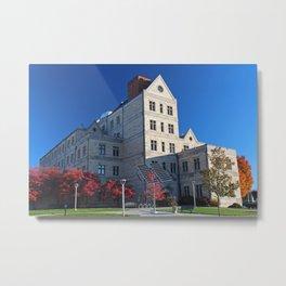 University of Toledo- McMaster Hall II Metal Print
