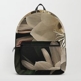 Night Blooming Cereus Backpack