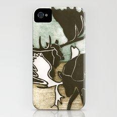 Moose Fight Slim Case iPhone (4, 4s)