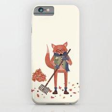 Ferdinand the Fall Fox iPhone 6s Slim Case