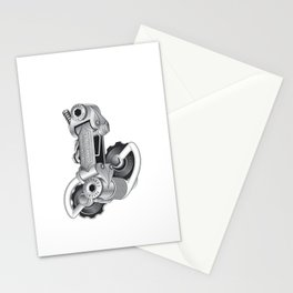 Campagnolo Nuovo Record Rear Derailleur, 1974 Stationery Cards