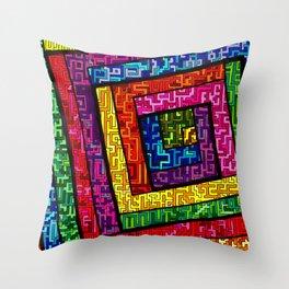 215 Throw Pillow