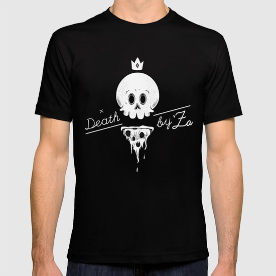 Death by 'Za T-shirt