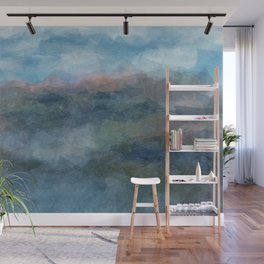 Dazzler Of Light Pink Wall Mural