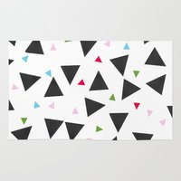 confetti Area & Throw Rugs featuring Confetti by In Sight