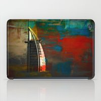 arab iPad Cases featuring Burj Al Arab by Christine Becksted Images