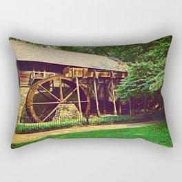 Gristmill - Charlottesville, Virginia Rectangular Pillow