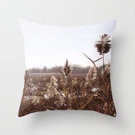 Novembre 6 Throw Pillow