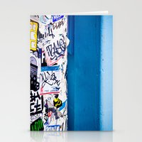urban Stationery Cards featuring Urban by Maite Pons