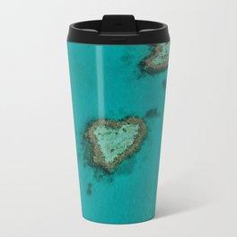heart reef Travel Mug