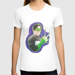 Green Lantern- Kyle Rayner T-shirt