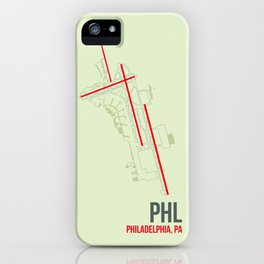 PHL iPhone Case