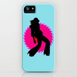 Hot Spot III iPhone Case