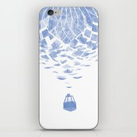 balloon iPhone & iPod Skins featuring Balloon  by Gurven