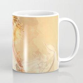 Lifted Coffee Mug