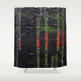 Toil Shower Curtain