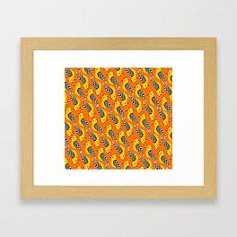 hoopoe Framed Art Print