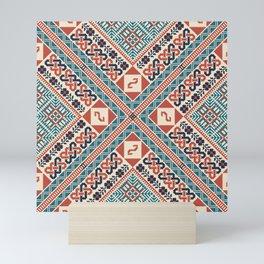 Tatreez Mini Art Print
