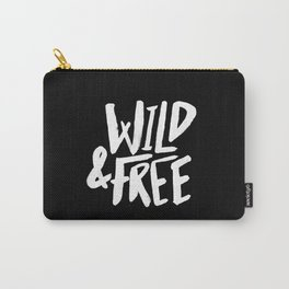 Wild and Free II Carry-All Pouch