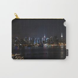 New York Supermoon Carry-All Pouch
