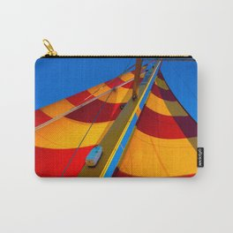 Sails in Hawaii Carry-All Pouch