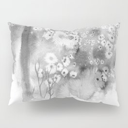 Crows & Trees Pillow Sham