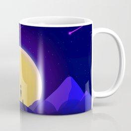On top of the world Coffee Mug