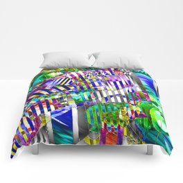 S H O C K E R Comforters