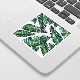 Live tropical II Sticker