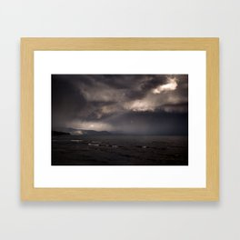 Explorations with Space: No. 3 Framed Art Print