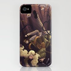 Alice Down the Rabbit Hole Slim Case iPhone (4, 4s)