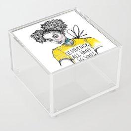 #STUKGIRL ALIANA Acrylic Box