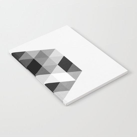 Geo Hex 02. Notebook
