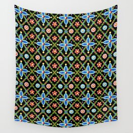Elizabethan Lattice Wall Tapestry