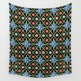 Elizabethan Lattice Wall Tapestry