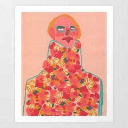Hi, Princess Art Print