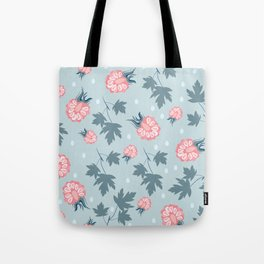 Fashion berries pattern design Tote Bag