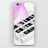 joy division iPhone & iPod Skins featuring Joy or Division? by minnie's got a girlfriend