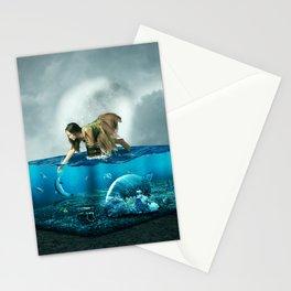 The lost Aquarium Stationery Cards