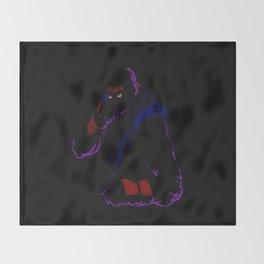 Street Fighter II Ryu - 16-Bits of Hadouken Throw Blanket