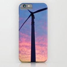 Turbine in Sunset iPhone 6s Slim Case