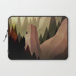 Canadian Peaks Laptop Sleeve