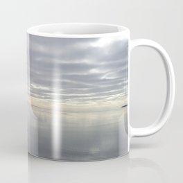 Icy Michigan Lake #2 Coffee Mug