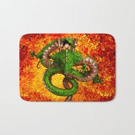 SHEN LONG DRAGON abstract art iPhone 4 5 6 7 case, pillow case, mugs and tshirt Bath Mat
