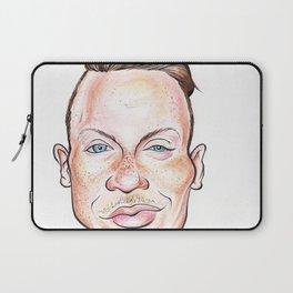 Macklemore Caricature Laptop Sleeve